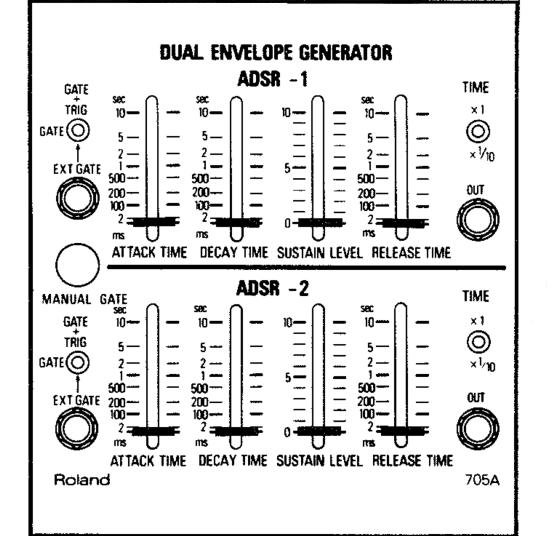 roland system 700 705 envelope clone