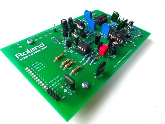 Roland System 700 708 noise/ringmod