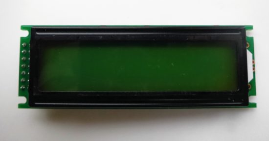 Quadraverb replacement screen - front