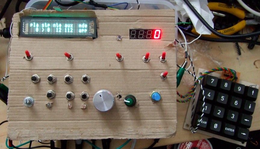 CSQ-100-style Arduino sequencer, part 2 - ua726