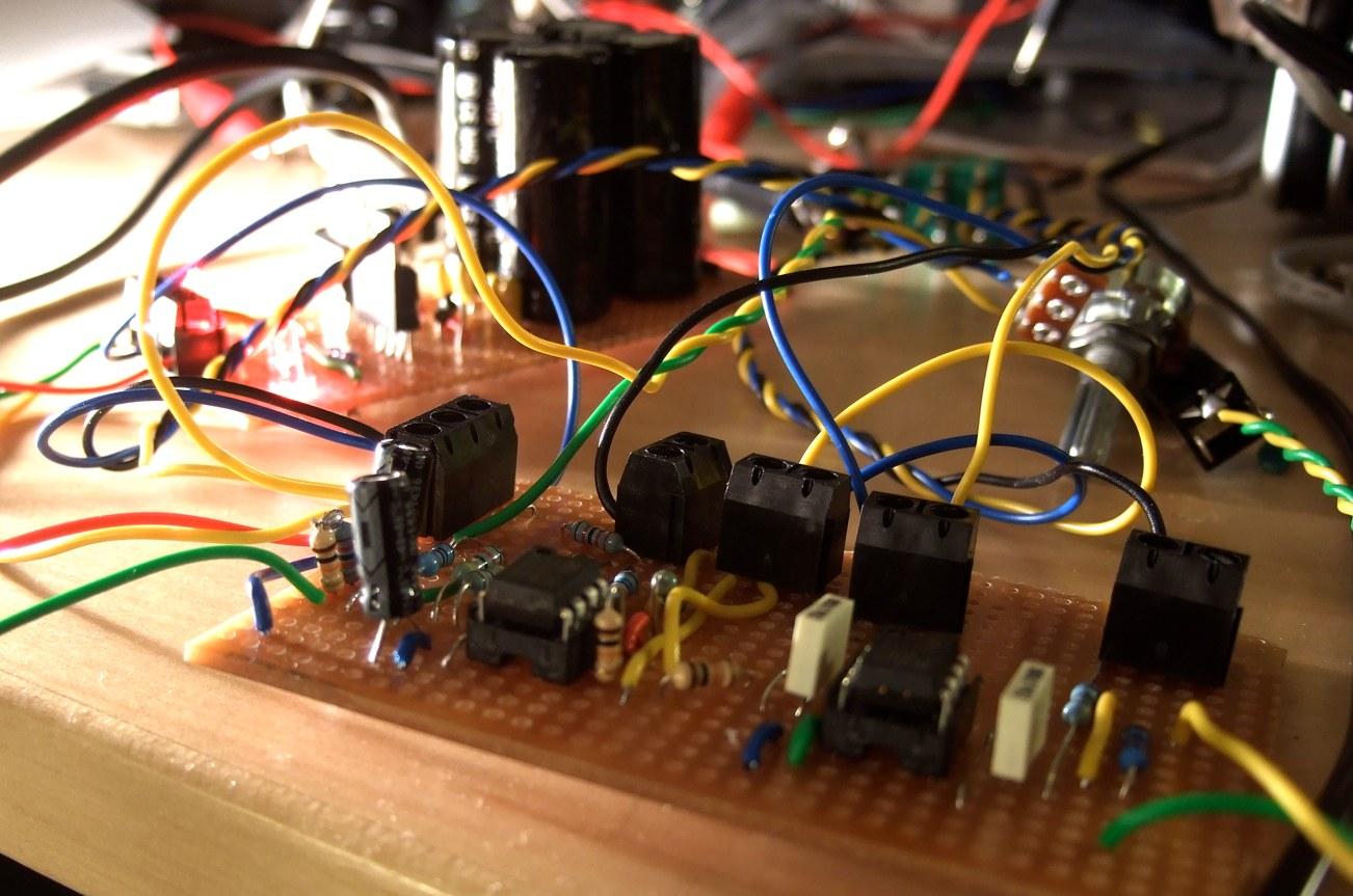 stripboard cgs30 bandpass filter ua726 rh ua726 co uk street/strip wiring board
