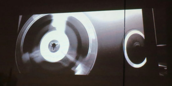 Tape loops at Synthcurious