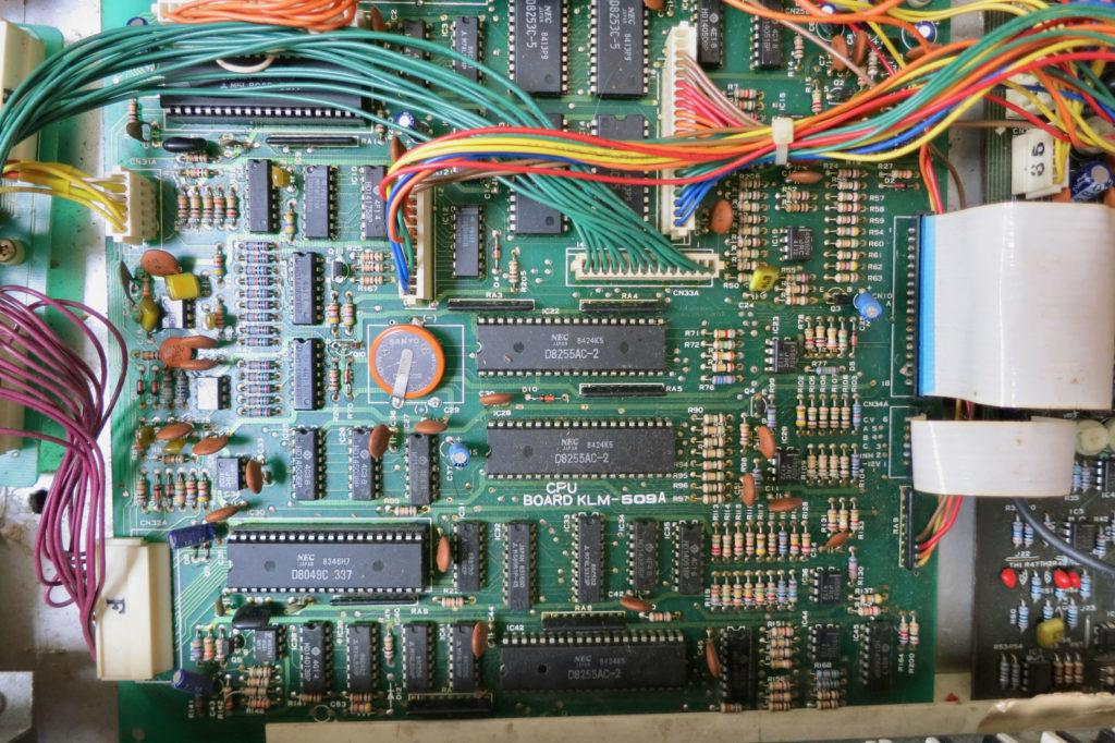 Poly61M processor board